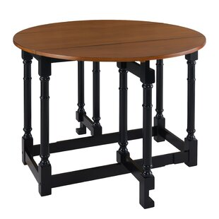 Luxora Drop Leaf Dining Table by Charlton Home