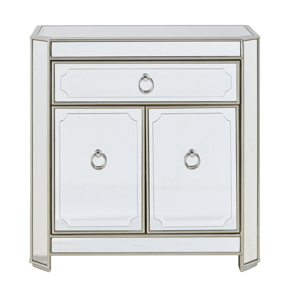 Portillo 1 Drawer 2 Door Cabinet by Willa Arlo Interiors Willa Arlo Interiors