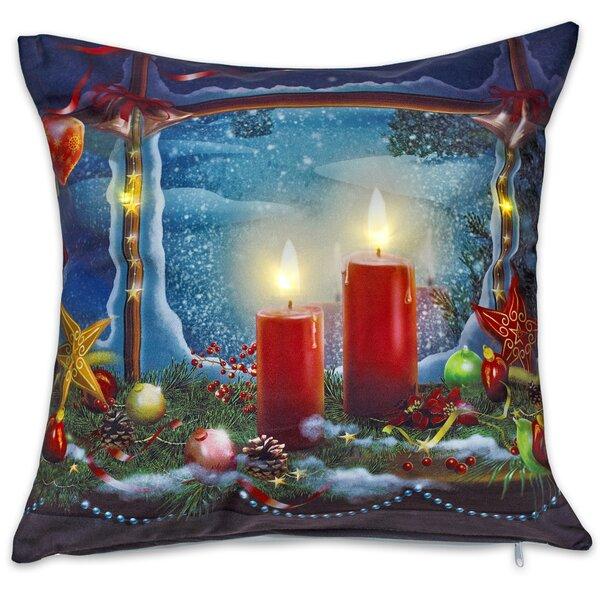 Christmas Santa Tree Design by Violet Linen