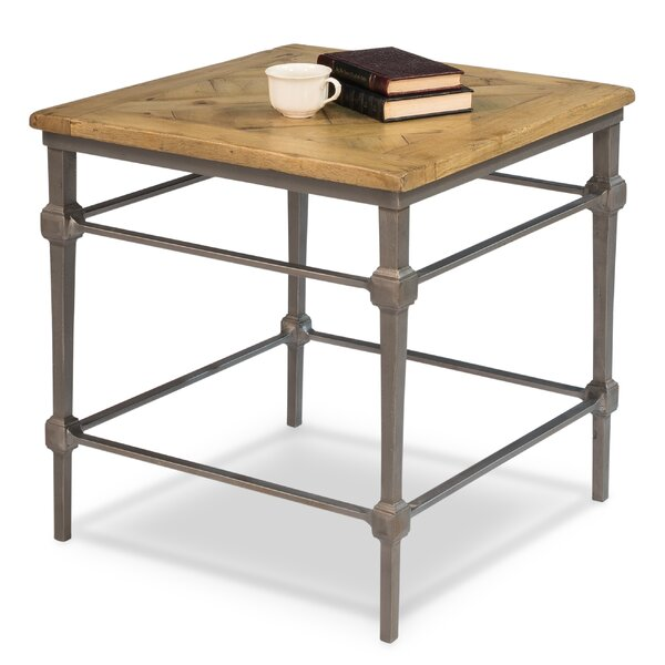 Spitz End Table by Gracie Oaks