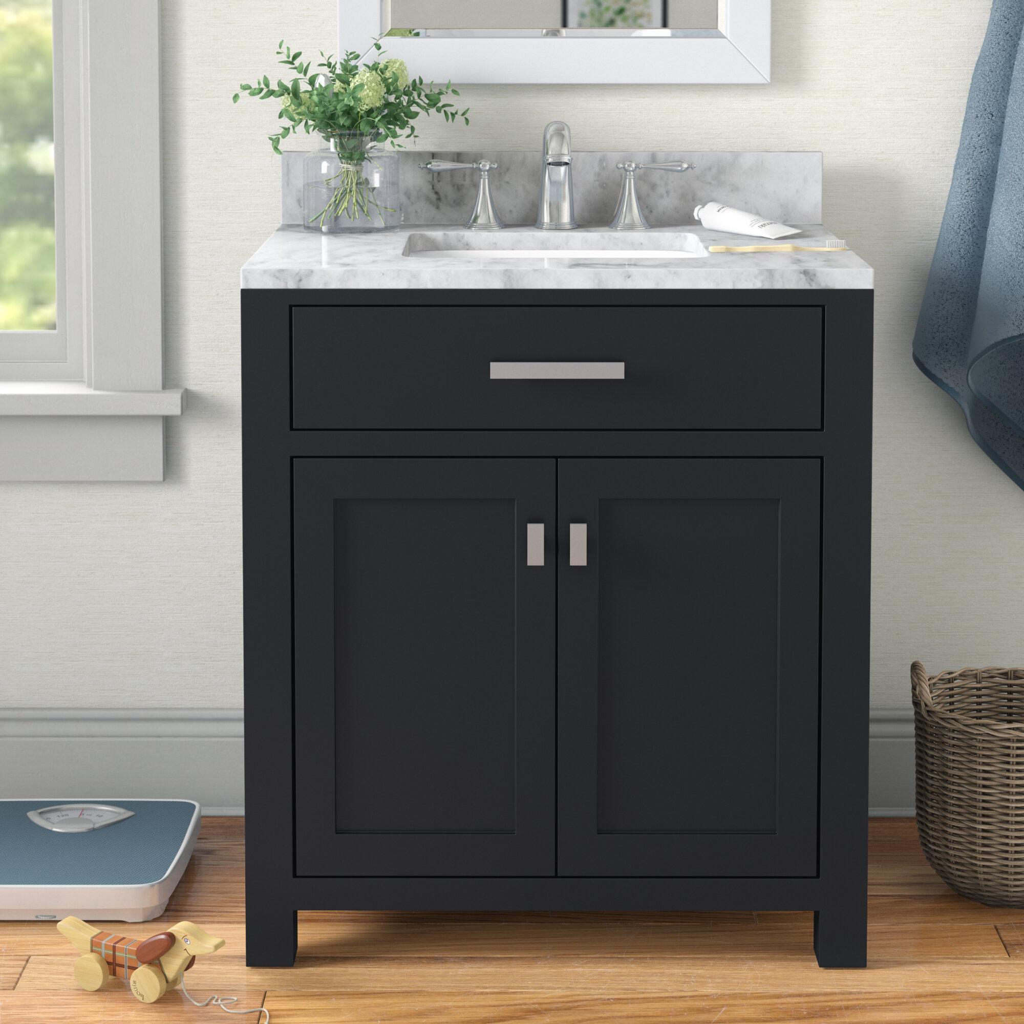 Wayfair Free Standing Bathroom Vanities You Ll Love In 2021