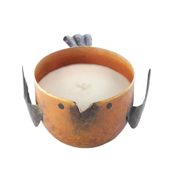 Birdie Key Lime Novelty Candle by Gracie Oaks