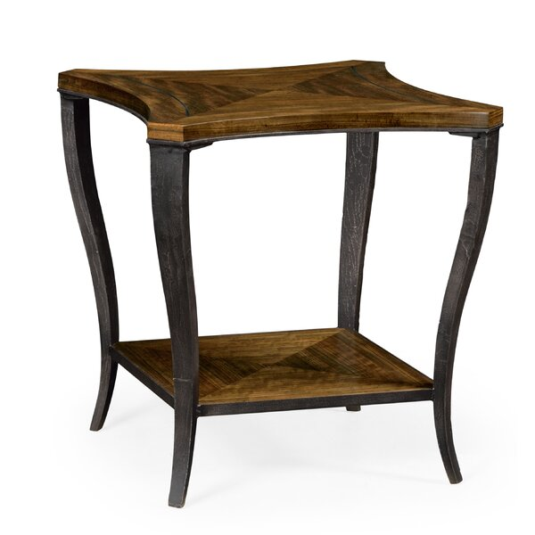 Cambridge End Table by Jonathan Charles Fine Furniture Jonathan Charles Fine Furniture