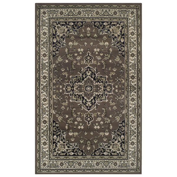 Callicoon Brown Area Rug by Charlton Home