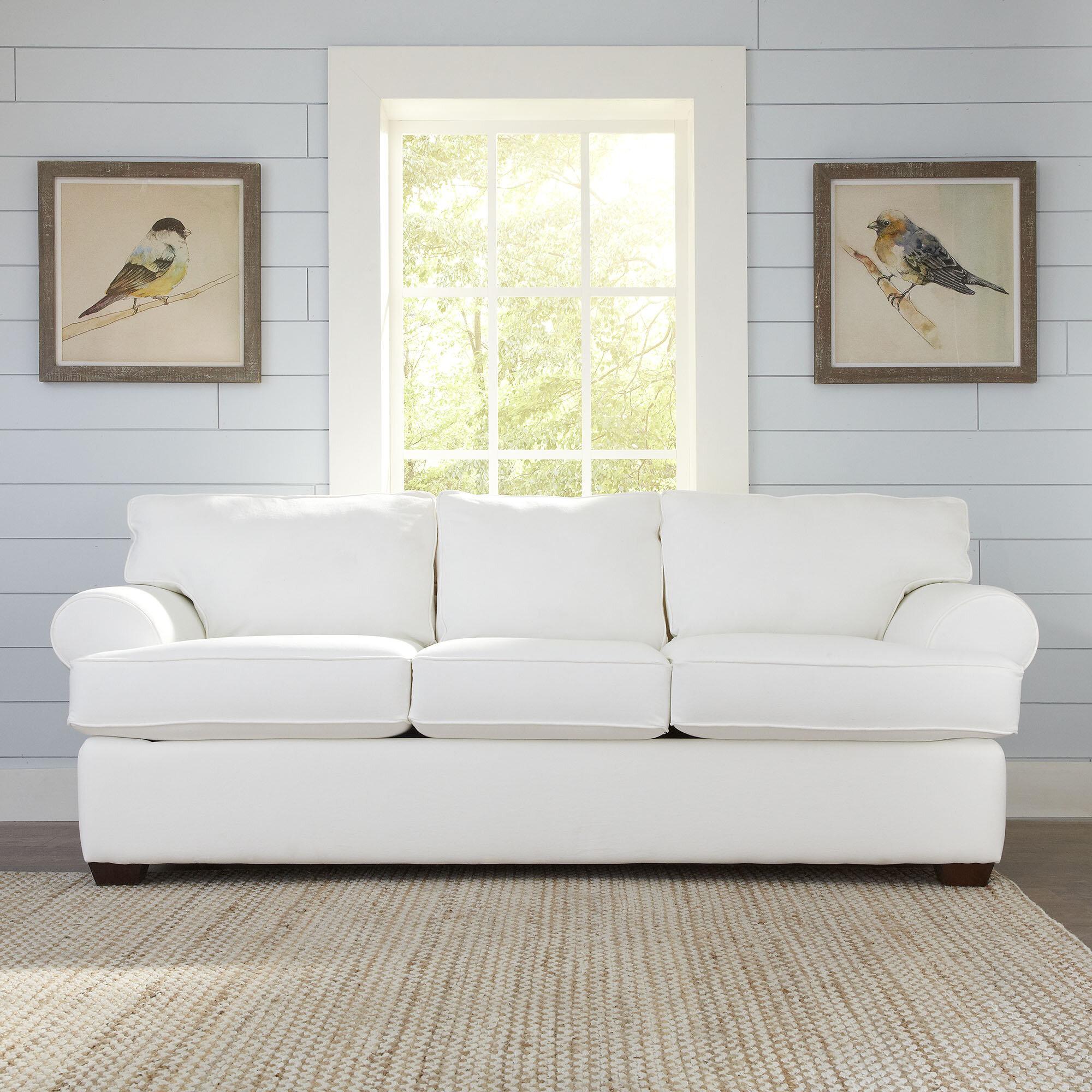Birch Lane™ Wright Sofa Bed Sleeper & Reviews   Wayfair