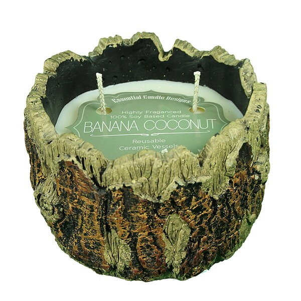 Soy Scented Novelty Candle by Millwood Pines
