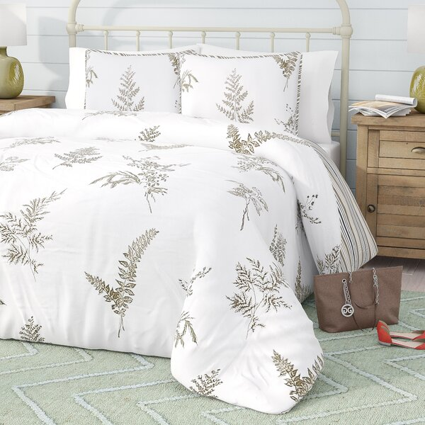 Hailey 3 Piece Duvet Set by Laurel Foundry Modern Farmhouse