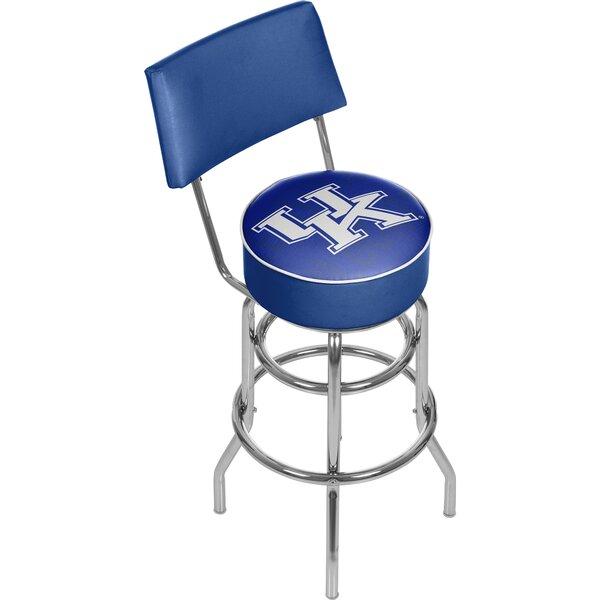 31 Swivel Bar Stool by Trademark Global