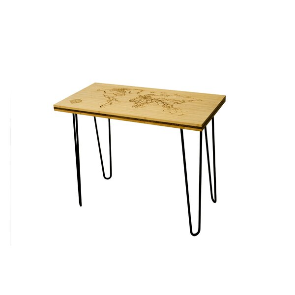 Blond Bamboo Coffee Table