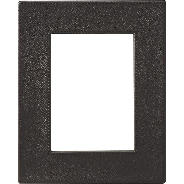 Leather Picture Frame by Trent Austin Design