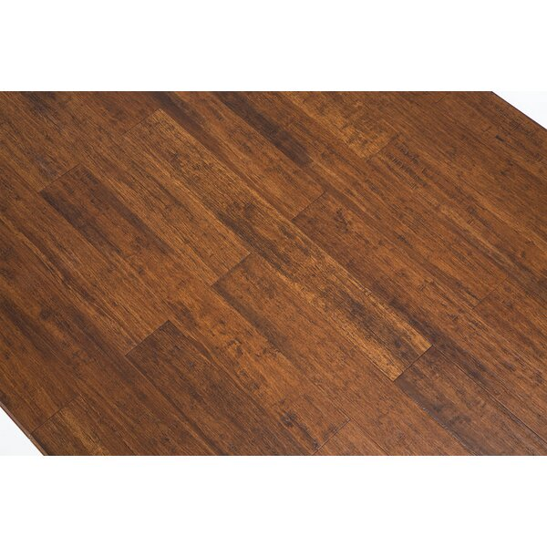 5 Engineered Bamboo Flooring in Umber by Bamboo Hardwoods