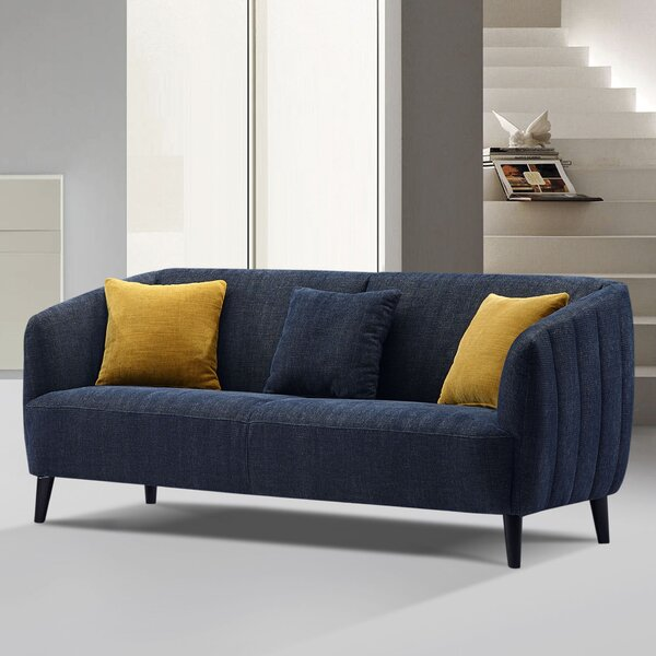 De Luca Standard Sofa by Diamond Sofa