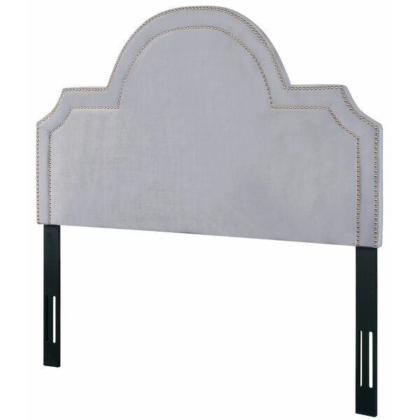 Heverlee Upholstered Panel Headbaord by Mercer41