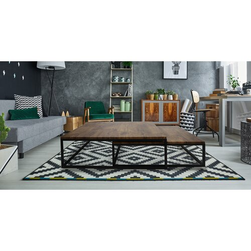 2-tlg. Couchtisch-Set Edwina Zipcode Design Farbe (Tischplatte): Vintage | Wohnzimmer > Tische | Zipcode Design
