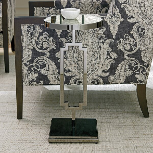 Brentwood End Table By Barclay Butera