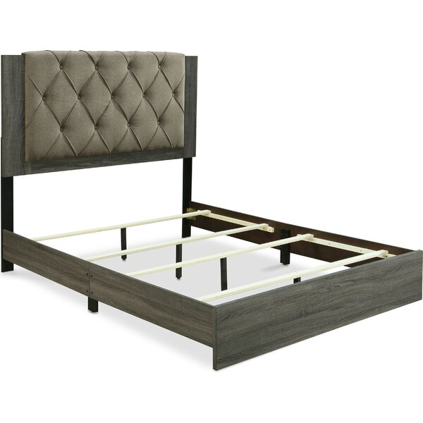 Natascha Click Upholstered Platform Bed by Foundry Select