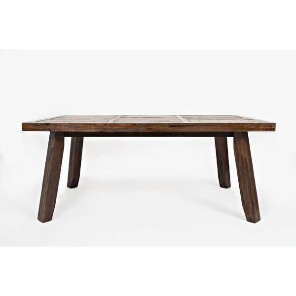 Braeden Finely Designed Solid Wood Dining Table by Millwood Pines