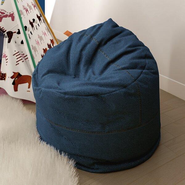 - Kaikoo Denim Cool Chill Bean Bag Chair Wayfair.co.uk