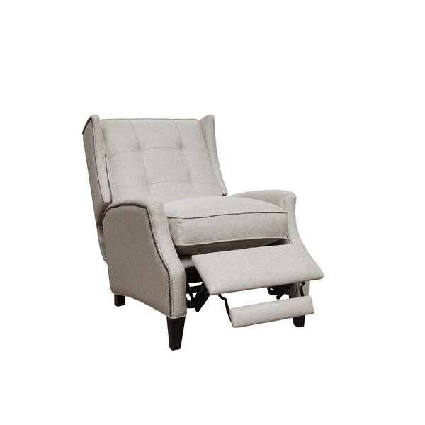 Michale Manual Recliner by Canora Grey