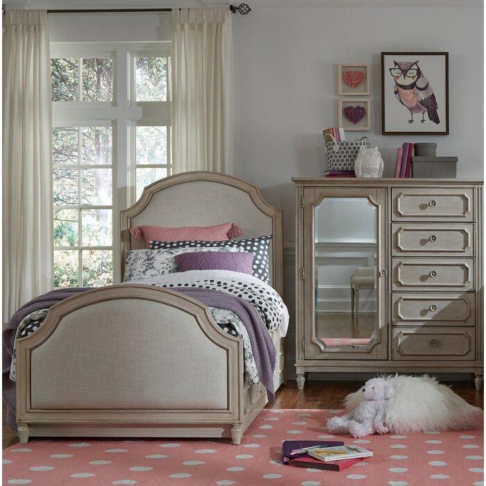 Complete Panel Configurable Bedroom Set