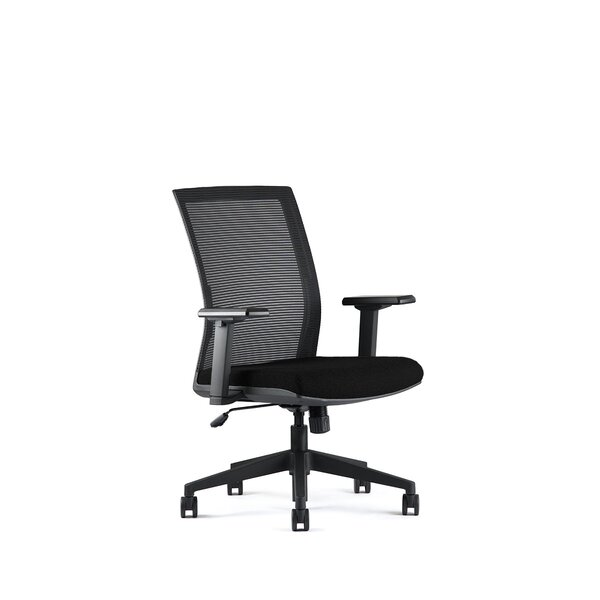 Deacon Mesh Back Ergonomic Office Chair by Symple Stuff