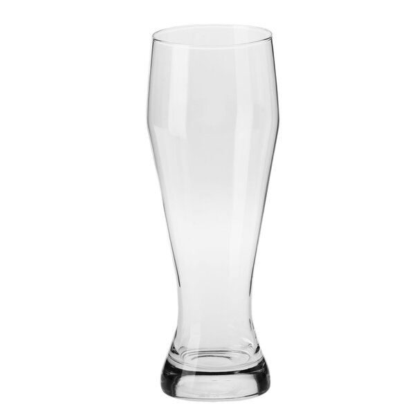 Bruno Wheat 18 oz. Beer Glass (Set of 6) by KROSNO