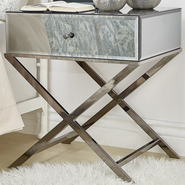 Joellen End Table by Willa Arlo Interiors
