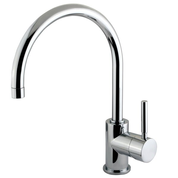 South Beach Vessel Sink Faucet without Pop-Up and Plate