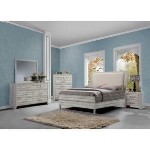 Andrews Queen Panel Configurable Bedroom Set ByHighland Dunes