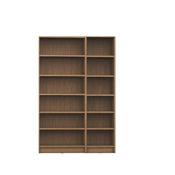 Gabriela Piece Standard Bookcase by Latitude Run