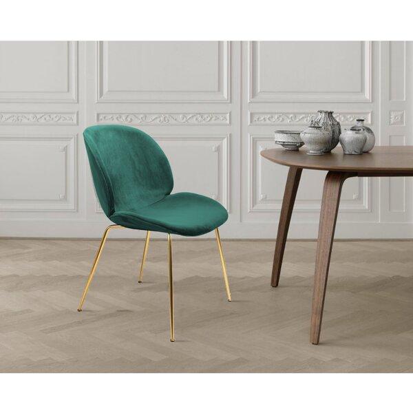 Shonda Velvet Dining Chair (Set Of 2) By Mercer41