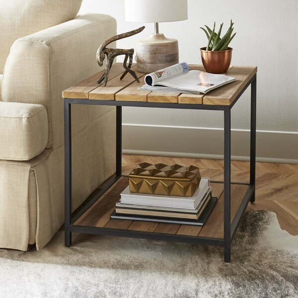 Dreshertown End Table by Brayden Studio