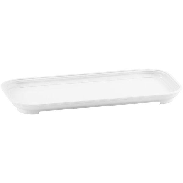 Artifacts Ceramic Bathroom Accessory Tray by Kohler