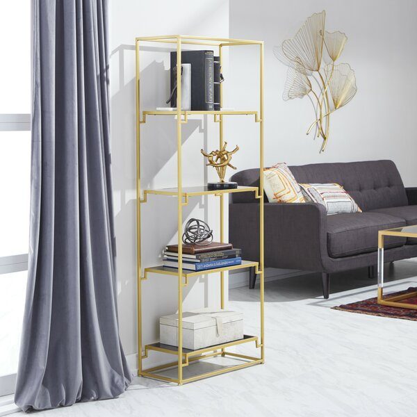 Wragby Etagere Bookcase By Mercer41