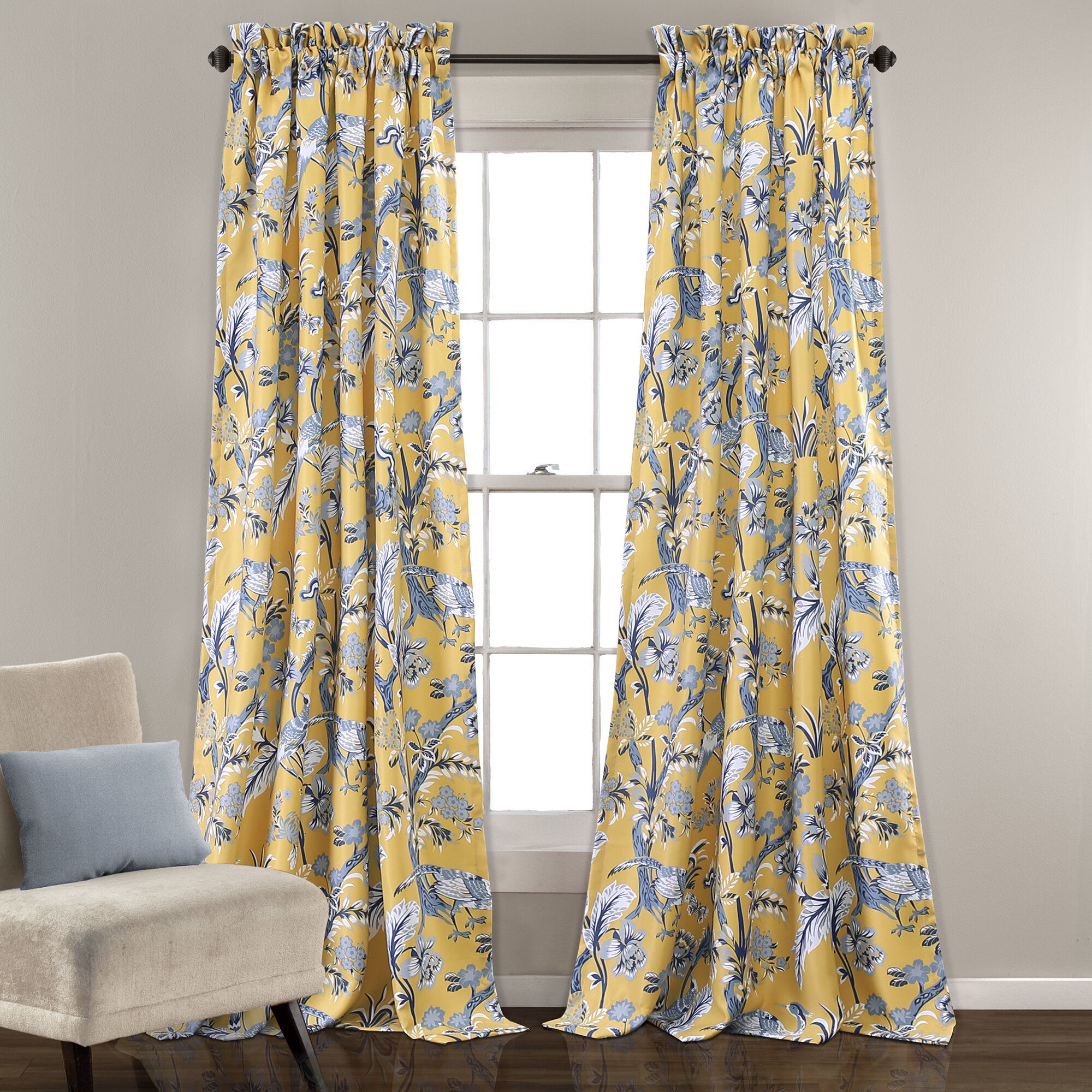 pair curtains panels us en merete curtain ikea products catalog