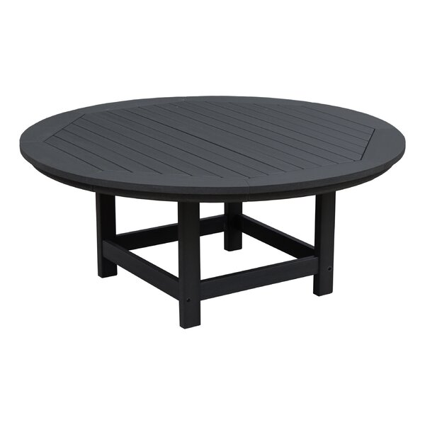 Amiya Traditional Coffee Table by Breakwater Bay