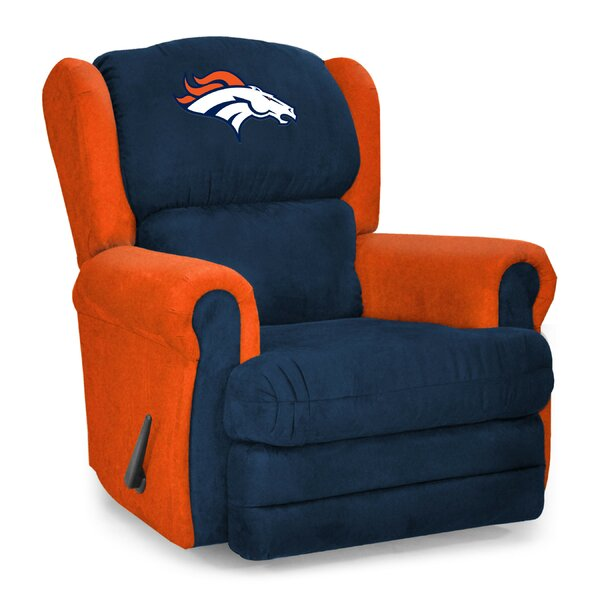 NFL COS Coach Manual Recliner by Imperial International