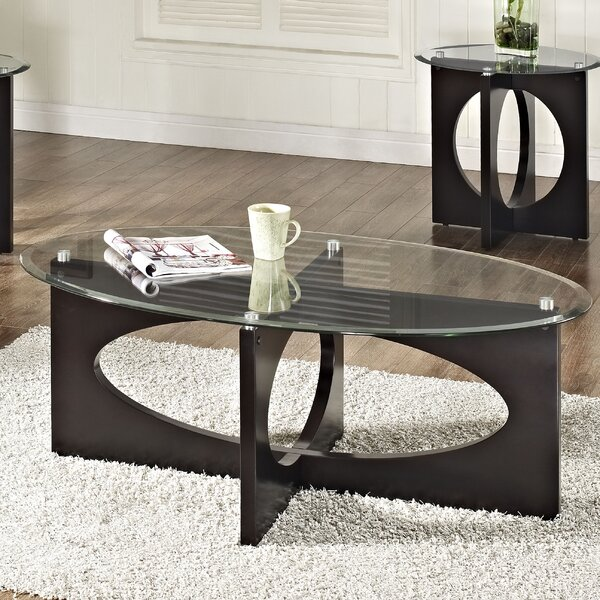 Dania 3 Piece Coffee Table Set by Standard Furniture