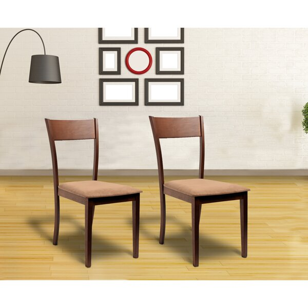 Roosevelt Upholstered Dinning Chair (Set of 2) by Corrigan Studio