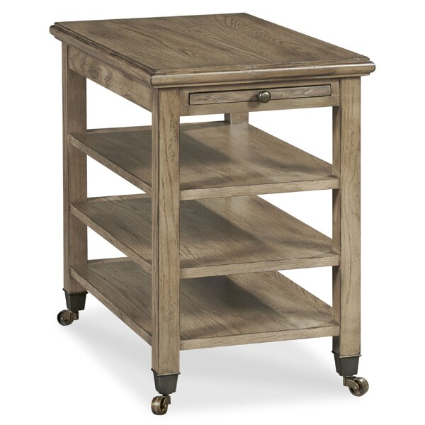 Monogram End Table By Fairfield Chair