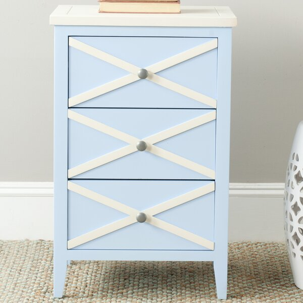 Chereen End Table with Storage by Latitude Run Latitude Run