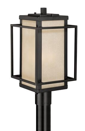Guinn Outdoor 1-Light Lantern Head by Brayden Studio