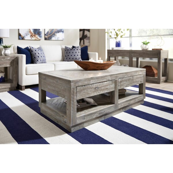 Roberge 3 Piece Coffee Table Set by Union Rustic Union Rustic