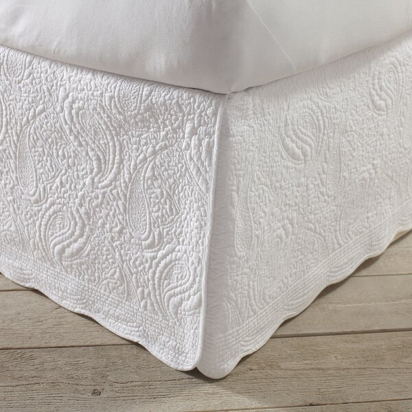 Josephine Quilted Bed Skirt by Birch Lane™