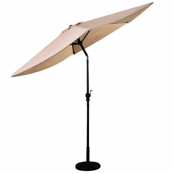 Bacon Patio Market Umbrella by Ebern Designs