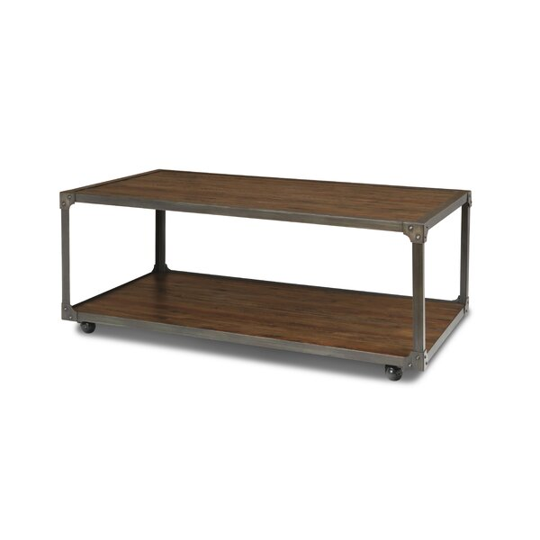Drusilla Coffee Table by 17 Stories