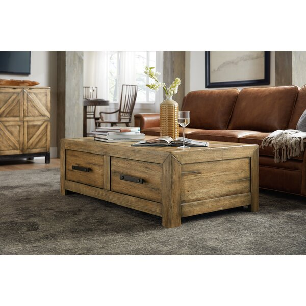 Roslyn County Rectangle Coffee Table by Hooker Furniture
