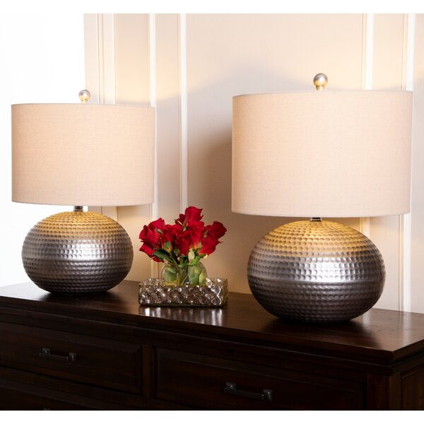 Ridlon 21 Table Lamp (Set of 2) by Bloomsbury Market