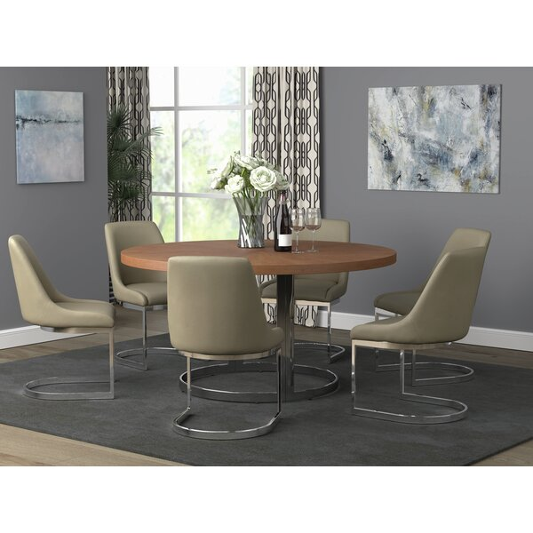 Vizzapu 7 Piece Dining Set by Wrought Studio Wrought Studio