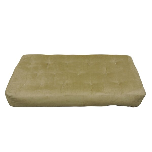 10 Cotton Chair Size Futon Mattress by Gold Bond